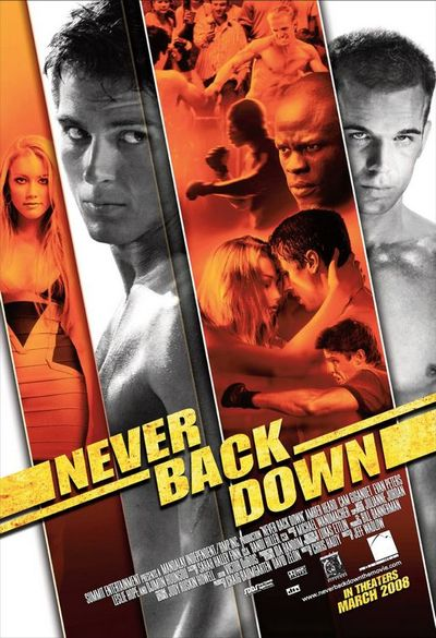 Asla Pes Etme Never Back Down